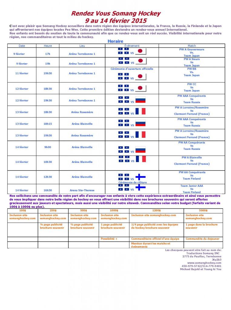 Rendez Vous Somang Hockeyjanuary20