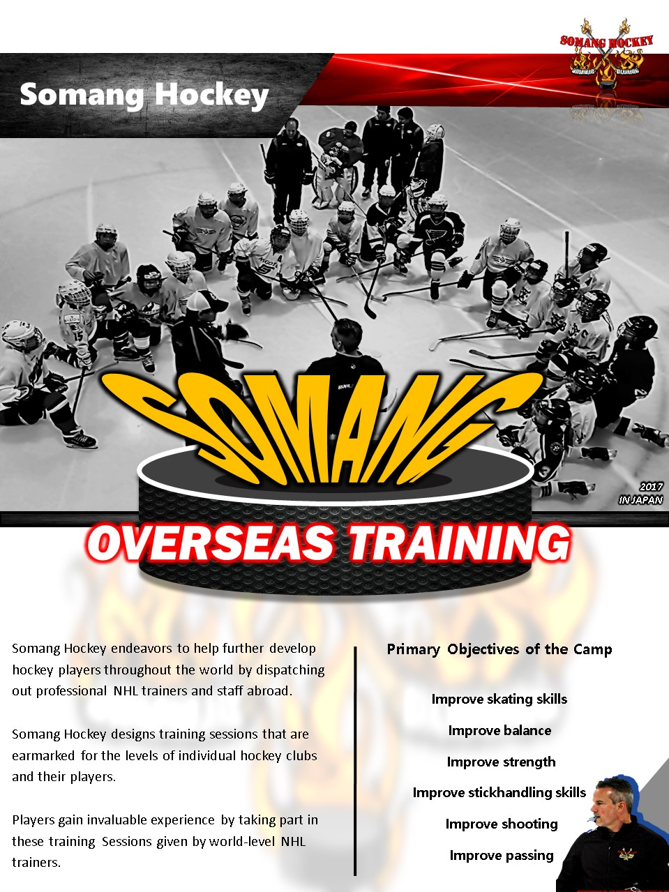 Training camp somang hockey our program publicscrutiny Image collections
