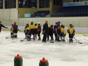Somang Hockey Camp Day 2