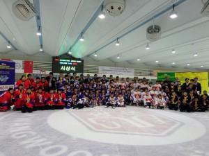 2014 Somang Hockey Trip - Korea